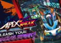 APEX Racer на Андроид