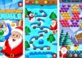 Santa Christmas Bubble Shooter на Андроид