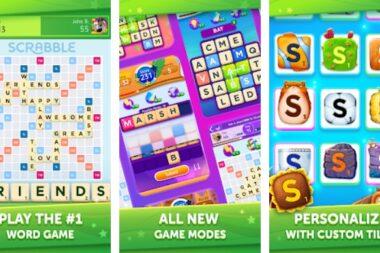 Scrabble GO на Андроид