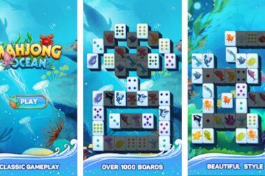Mahjong Ocean на Андроид