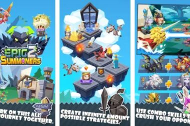 Epic Summoners 2 на Андроид