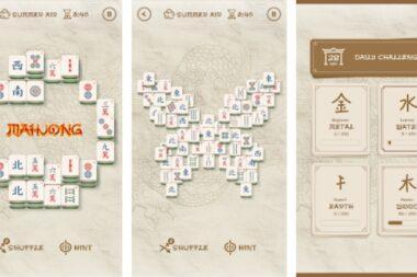 Easy Mahjong на Андроид