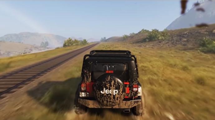 4X4 Drive: Off-road Jeep на Андроид