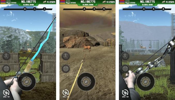 Archery Shooting Battle 3D на Андроид