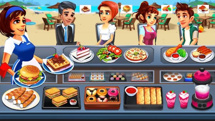 Cooking Cafe - Food Chef на Андроид