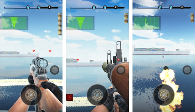 Defense Ops on the Ocean на Андроид