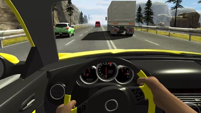 Drive Sim Unlimited на Андроид