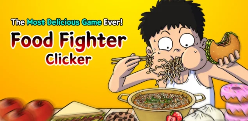 Food Fighter Clicker на Андроид