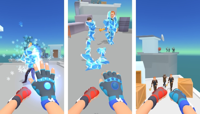Ice Man 3D на Андроид