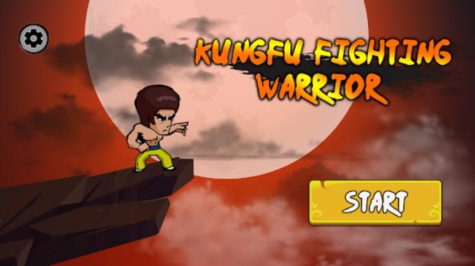 KungFu Fighting Warrior на Андроид