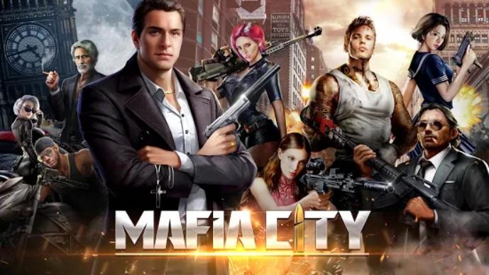 Mafia City на Андроид