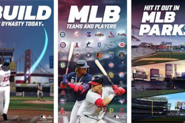 MLB Tap Sports Baseball 2021 на Андроид