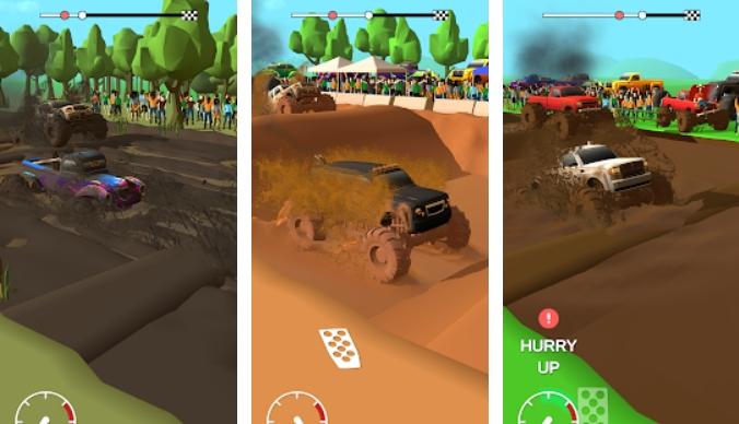 Mud Racing на Андроид