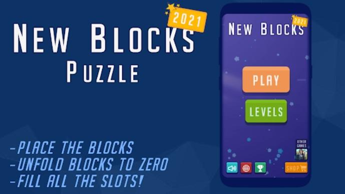 New Blocks на Андроид