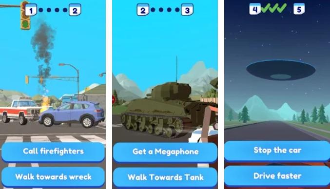 Police Story 3D на Андроид