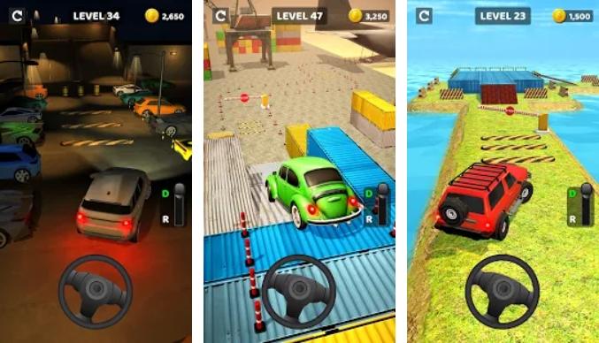Real Drive 3D на Андроид