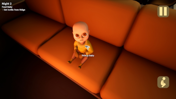 The Baby In Yellow на Андроид