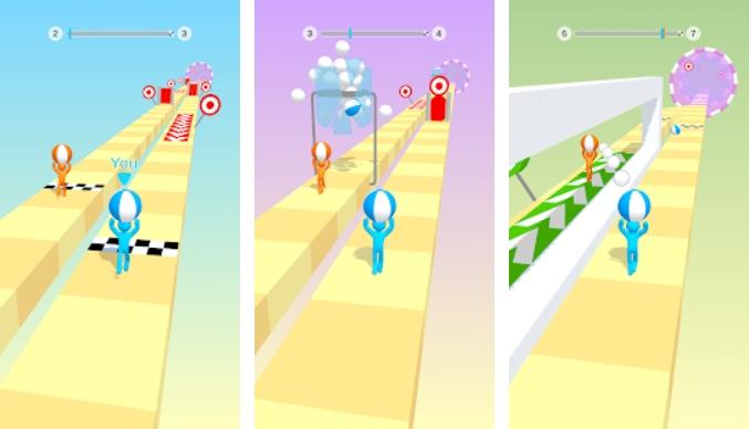 Tricky Track 3D на Андроид