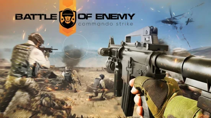 Battle of Enemy: Commando Strike на Андроид