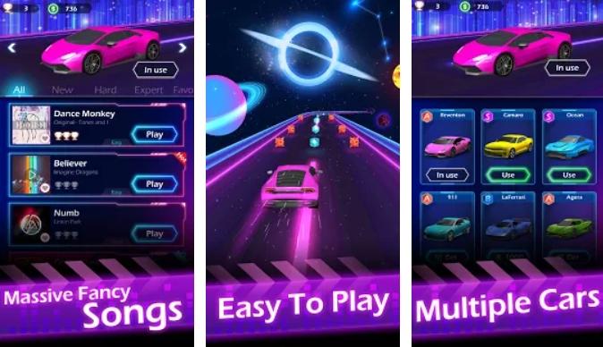 Beat Racing на Андроид