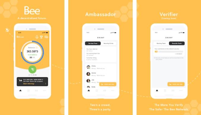 Bee Network на Андроид