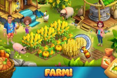 Bermuda Farm на Андроид