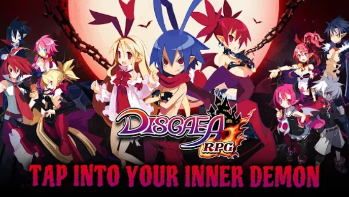 DISGAEA RPG на Андроид