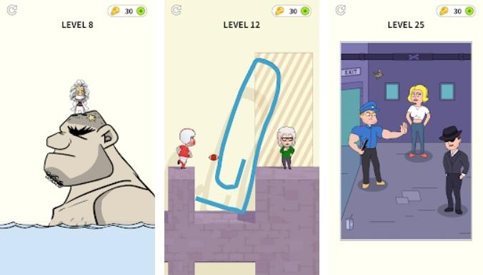 Einstein Brain Games на Андроид