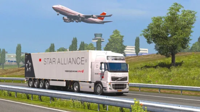 Euro Cargo Truck Simulator на Андроид