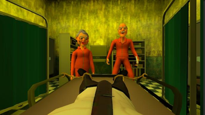 Grandpa and Granny 3: Death Hospital на Андроид