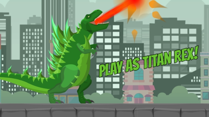 Hybrid Titan Rex на Андроид