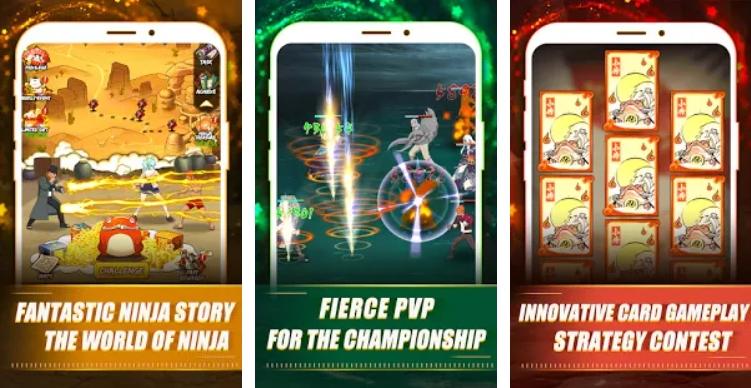 Legendary Ninja: Origins на Андроид
