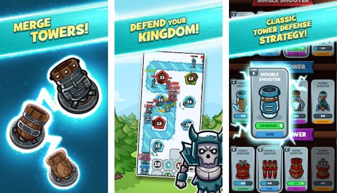 Merge Kingdoms на Андроид