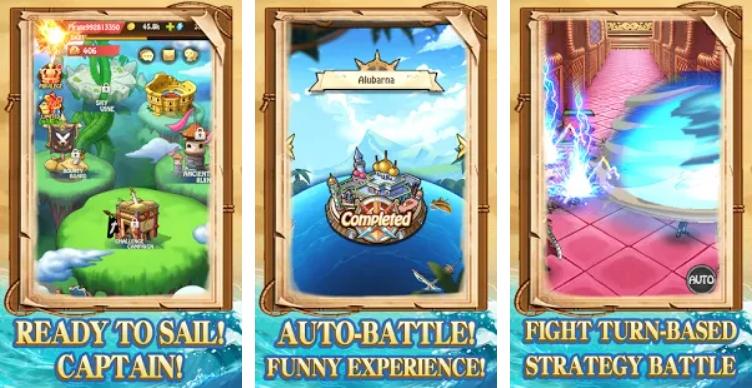 Pirates: Treasure Battlefield на Андроид