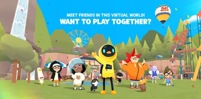 Play Together на Андроид