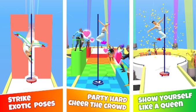 Pole Dance на Андроид