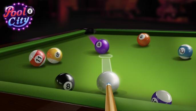 Pool City на Андроид