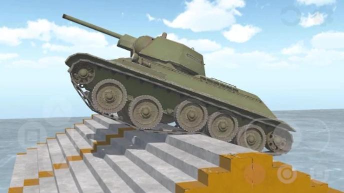 Tank Physics Mobile на Андроид