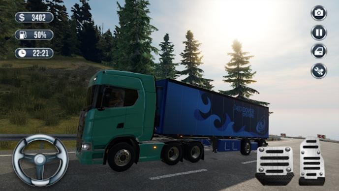 Truck Sim: Offroad Driver на Андроид