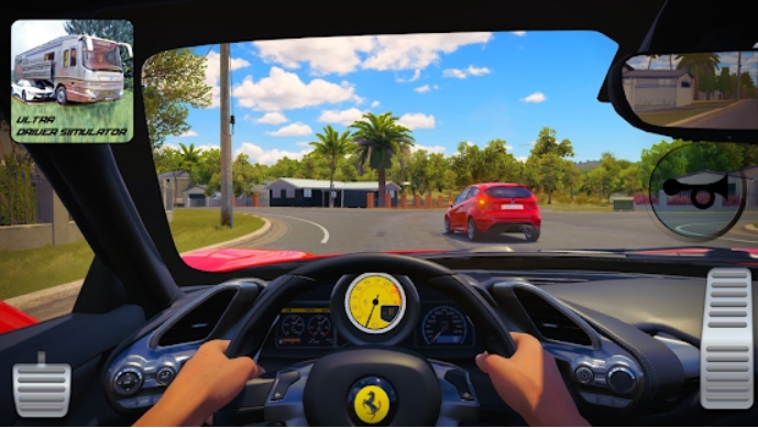 Ultra Driver Simulator на Андроид
