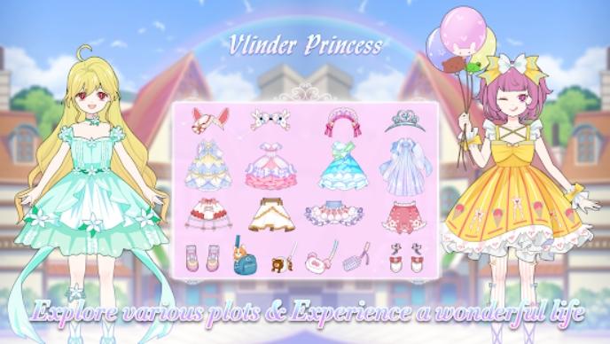 Vlinder Princess на Андроид