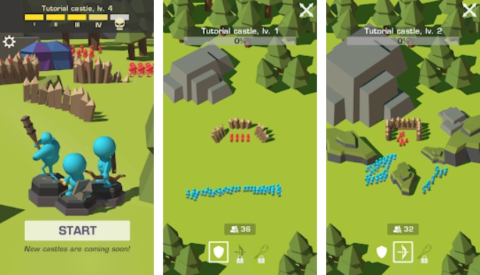 Art of Siege на Андроид