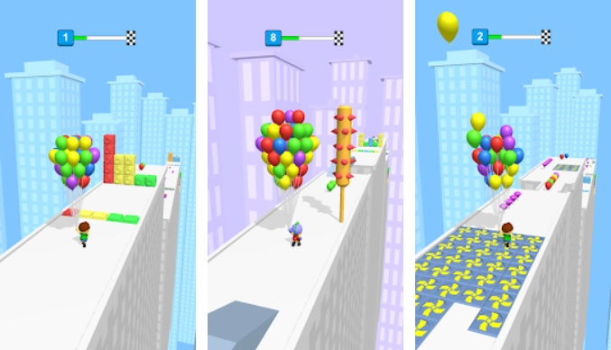 Balloon Boy на Андроид