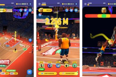 Basketball Legends Tycoon на Андроид