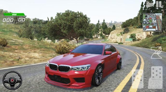Car Driving Simulator Racing Games 2021 на Андроид