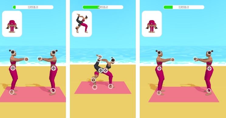 Couples Yoga на Андроид