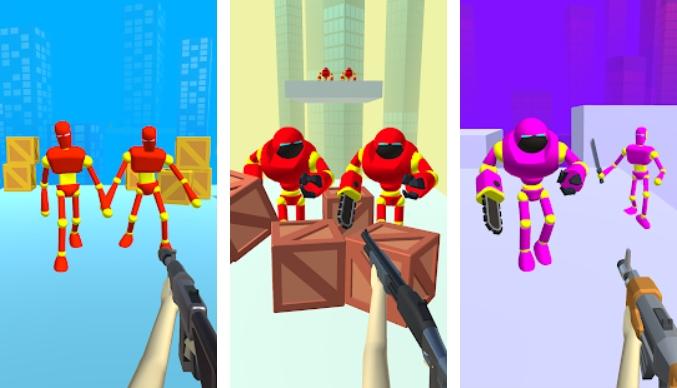 Gun Master 3D на Андроид