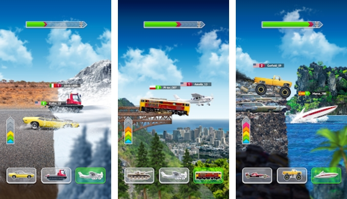 Multi Race на Андроид