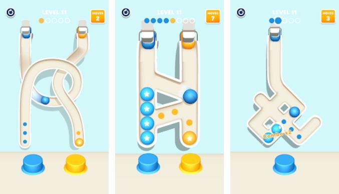 Pile It 3D на Андроид