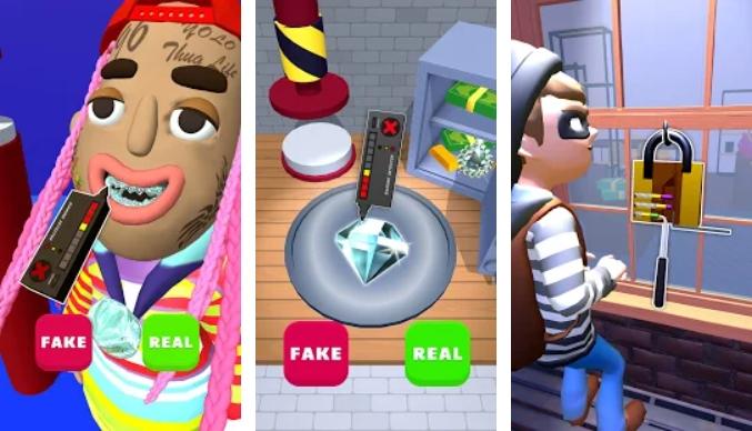 Rob Master 3D на Андроид